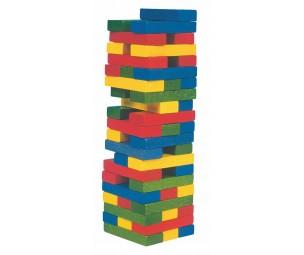"""Līdzsvara tornis """"Tony"""" krāsains"""