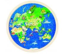 Puzle Globe