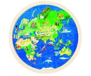 """Puzle """"Globe"""""""