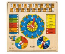 Pulkstenis-kalendārs