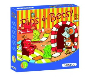 """Spēle """"Pips & Betsy"""""""