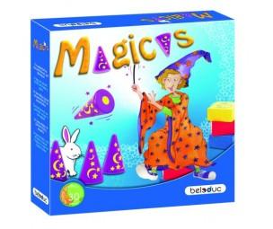 """Spēle """"Maģija"""""""