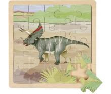 """Puzle """"Triceratops"""""""