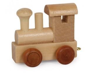Lokomatīve alfabēta vilcienam