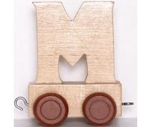 Burtu vagons - M