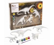 """Krāsošanas spēle """"Dinosauri"""""""