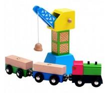 Pacēlājs ar vilcienu