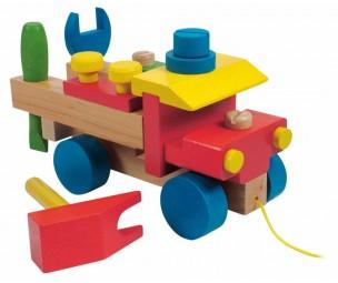 Auto ar darbarīkiem
