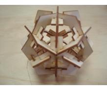Kamols - 3D modelis