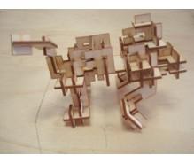 Fantāzija - 3D modelis