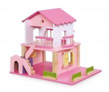 Leļļu māja, rozā