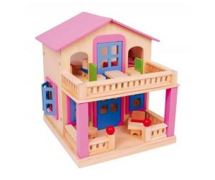 """Leļļu māja """"Clara"""""""