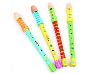 Koka flauta N1