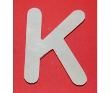 Vidējais burts K