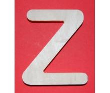 Vidējais burts Z