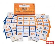 BINGO - skaitīšana un atņemšana līdz 100