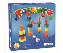 "Spēle tornis ""Torreta"""