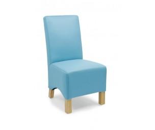 Bērnu krēsls, zils N1
