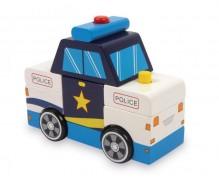 Policijas buss - piramīda