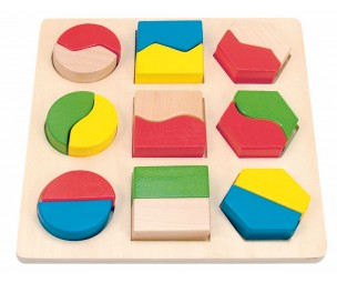 Formu puzle