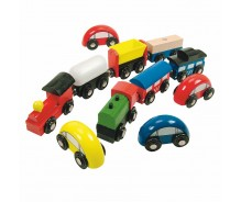 Cars & Trains (for tracks)