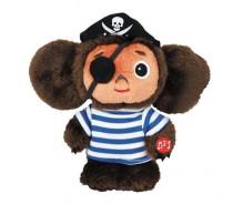 "Rotaļlieta ar skaņu ""Čeburaška Pirāts"""