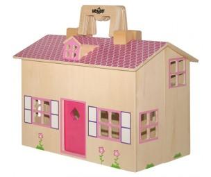 Leļļu māja, salokāma