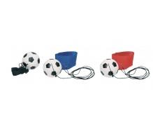 Futbola bumba ar striķi. 3 asorti N12