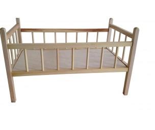 """Leļļu gultiņa """"Nora"""""""