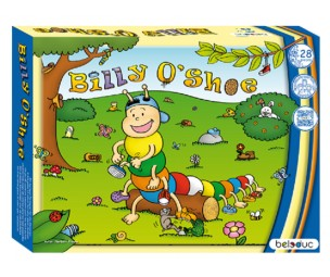 """Spēle """"Billy O'Shoe"""""""