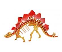 3D puzle Stegozaurs