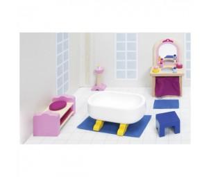 Vannasistabas mēbeles