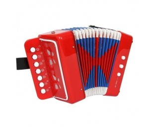 Accordion ''Red''