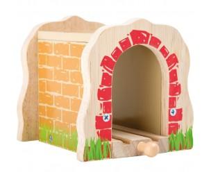 Vilciena tunelis.