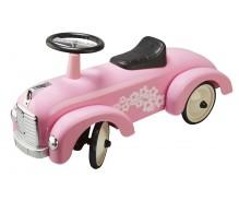 Sacīkšu auto rozā