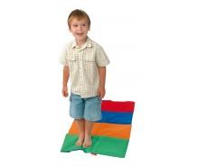 Rehabilitācijas paklājs ar kabatām