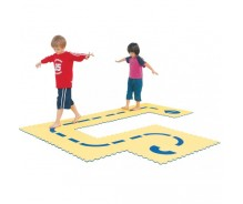 Mīksts paklājs ''Taka''