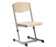 Regulējams krēsls 3-4 pelēks.
