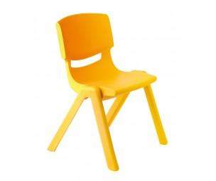 Krēsls Butterfly 4 - dzeltens