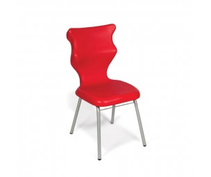 Sarkans krēsls N4