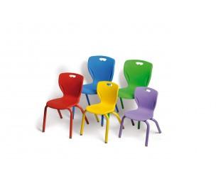 Krēsls Dzeltens N3