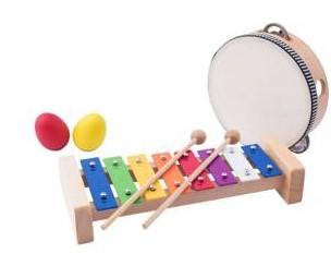 Mūzikas instrumentu komplekts