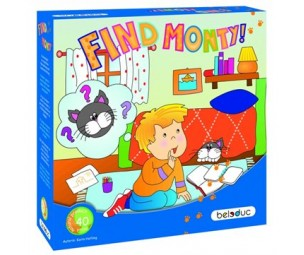 """Spēle""""Atrodi Montiju"""""""