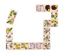 """Domino""""Dzīvnieki""""2"""