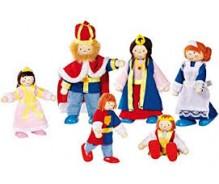 Leļļu karaliskā ģimene