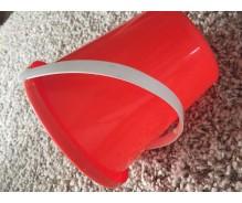 Plastmasas spainis sarkans