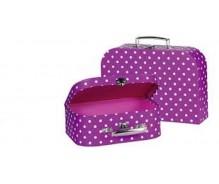 Violets koferis