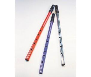 Flauta metāla N1