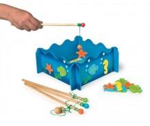 Makšķerēšanas Spēle Ūdens Pasaule