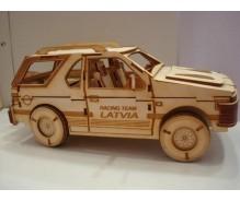 3D Apvidus Auto